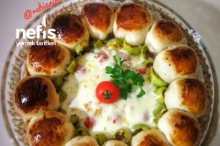 Doyurucu Pizza Tarifi