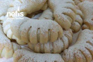 Elmalı Kurabiye (Margarinsiz) Tarifi