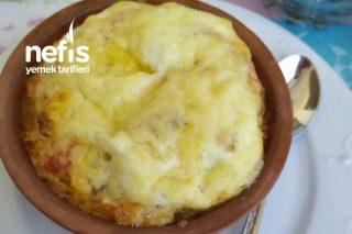 Fırında Kahvaltılık Yumurta Tarifi