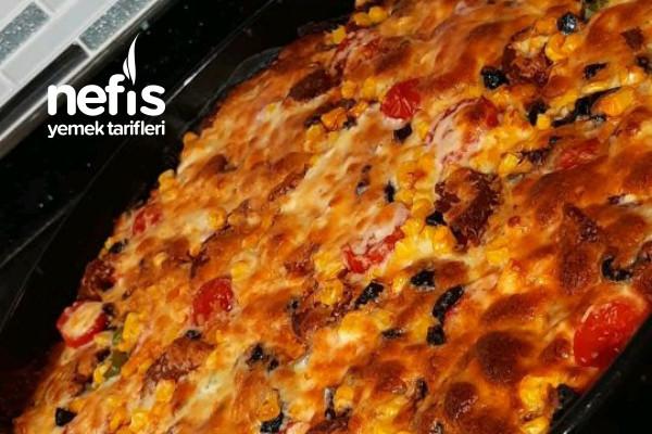 Gerçek Pizza Tarifi