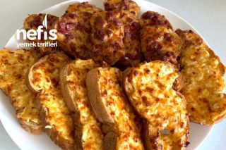 Kahvaltılık Ekmek  (2 Tarif) Tarifi