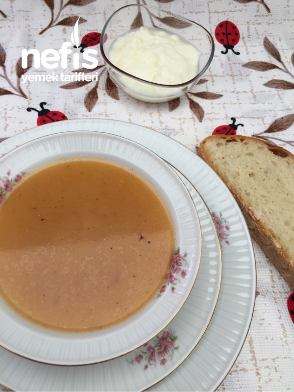 Kastamonu'nun Meşhur Kıymalı Tarhana Çorbası