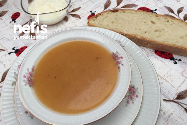 Kastamonu'nun Meşhur Kıymalı Tarhana Çorbası Tarifi