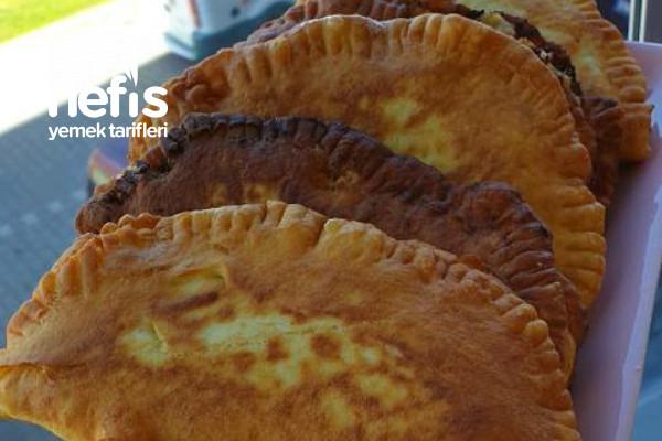 Mayalanma Derdi Olmayan Patatesli Börek Kızartması Tarifi