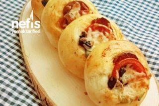Mini Pizzalar Tarifi