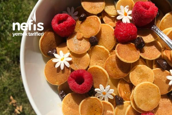 Pancake Cereal Tarifi