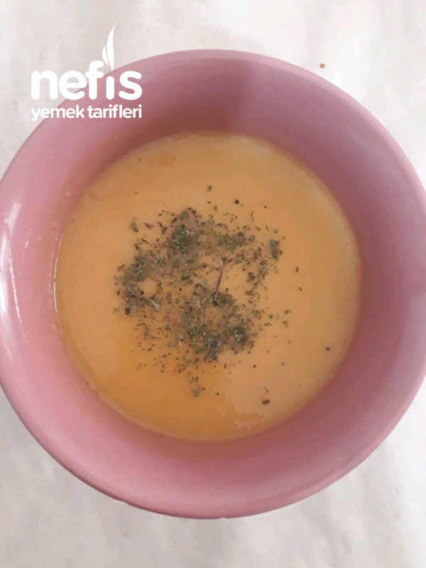 Sebze Çorbası (Kremasız)
