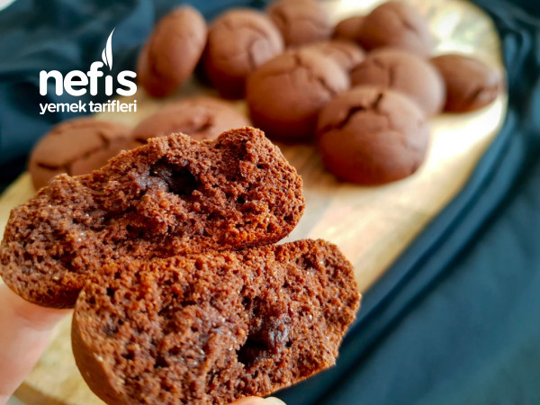 Spicy Mexican Hot Chocolade Cookies