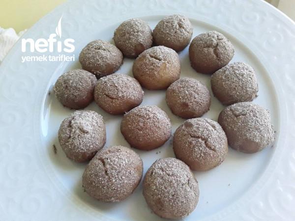 Tarçınlı Ve Fındık Kremalı Minik Kurabiye (Favoriniz Olacak)