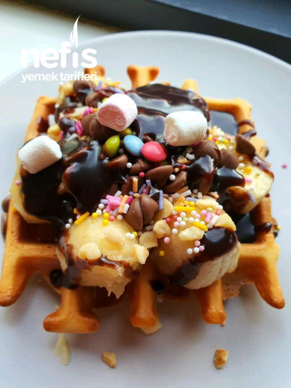 Tatlı Krizlerinin Kurtarıcısı: Waffle
