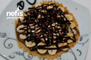 Tost Makinesinde Sütsüz Waffle Tarifi