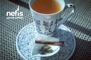 Yağ Yakıcı Çay Karışımı (Günde 1 Kez) Tarifi