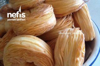 Azerbaycan Mutfağından Katlama (Pişi) (Videolu) Tarifi