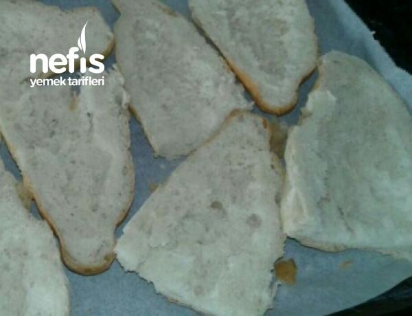 Bayat Ekmekten İspanaklı Pide