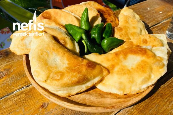 Çıtır Çıtır Peynirli Çiğ Böreği Yapımı (Videolu) Tarifi