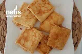 Krep Börek (Kahvaltılık) Tarifi