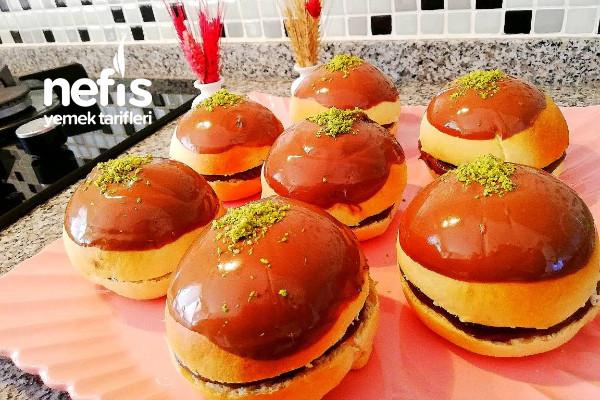 Pastane Tadında Çikolatalı Alman Pastası / Tam Tutan Tarif (Videolu) Tarifi