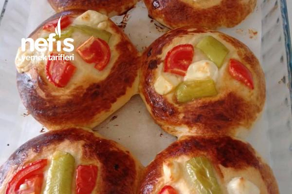 Pofidik Pizza Poğaça Tarifi