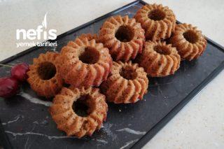 Şekersiz Fit Havuçlu Muffinler Tarifi