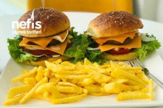Whopper Menü Hamburger Tarifi