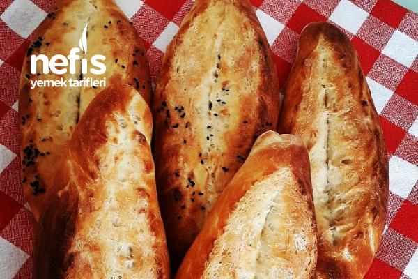 Evde Somun Ekmek Yapımı Tarifi