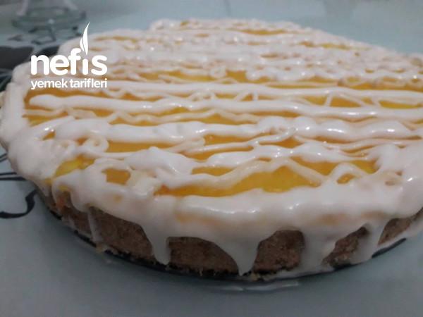 Limonlu Cheesecake ( Pişmeyen)