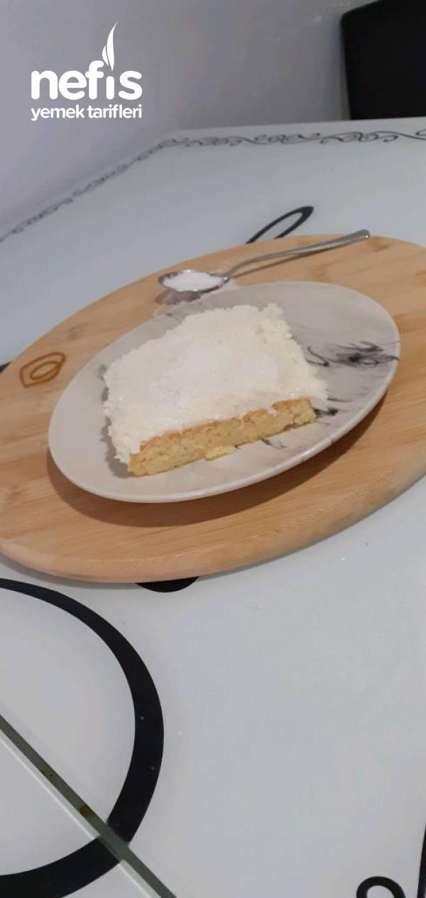 Gelin Pastası (Tam Kıvamında)