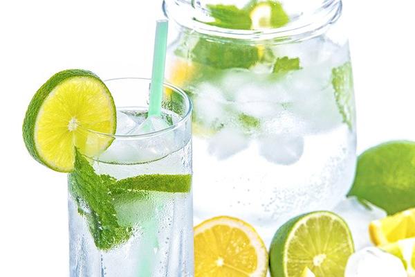 limon ballı su