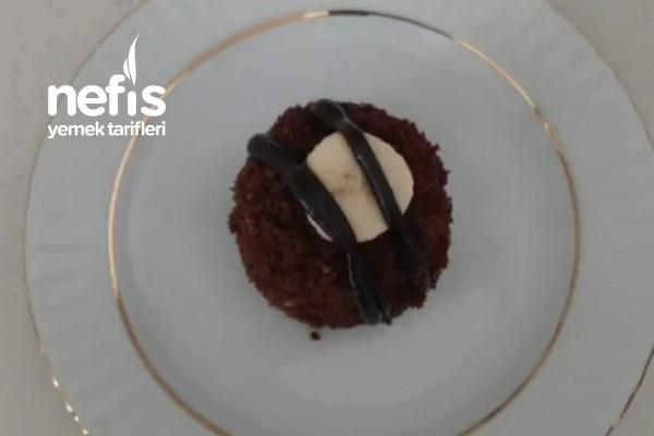 Mini Köstebek Kek Tarifi