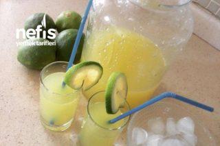 Tadı 10 Numara Limonata Tarifi