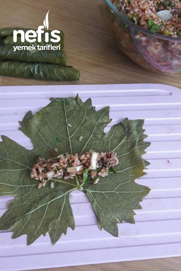 Zeytinyağlı Yaprak Sarma