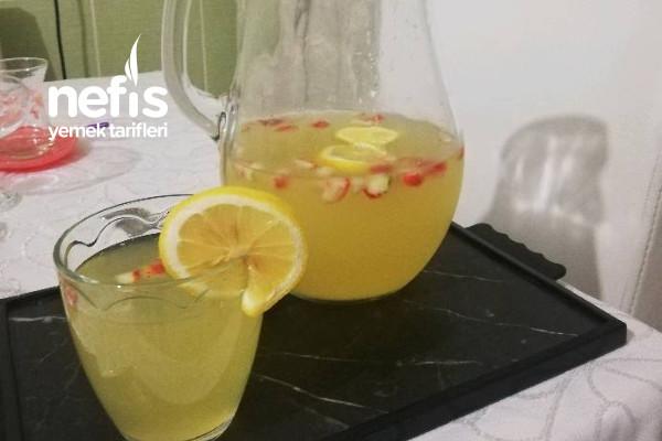 Çok Kolay Limonata Tarifi