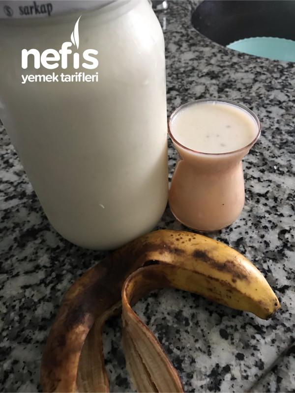 Evde Muzlu Süt