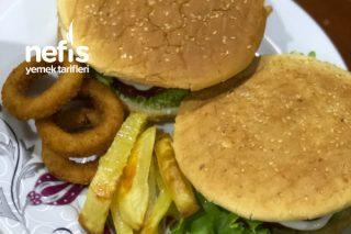 Hazır Hamburger Yapımı Tarifi