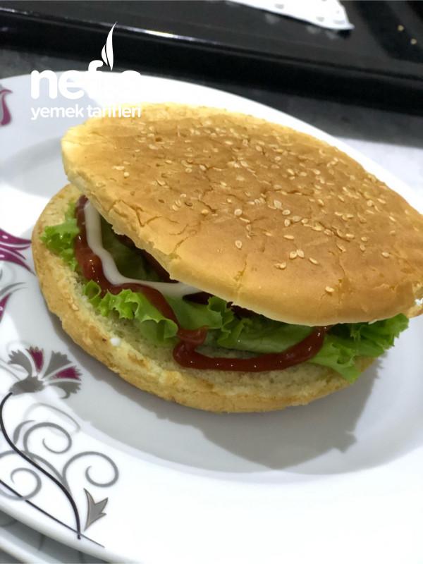 Hazır Hamburger Yapımı