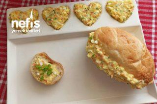 Kahvaltı İçin Nefis Bir Öneri 2 (Videolu) Tarifi