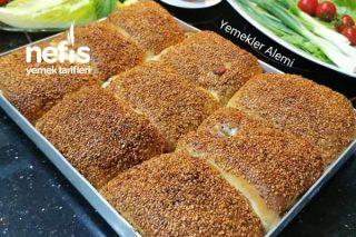 Simit Poğaça (Pastane Tarifi)