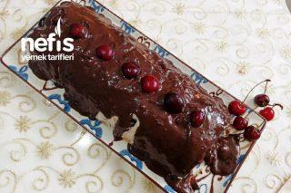 Çikolata Soslu Kirazlı Parfe (Yaz Günlerinin Vazgeçilmezi) Tarifi