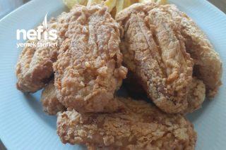 Çıtır Çıtır Tavuk Kanatları Tarifi