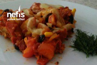 Efsane Tavada Milföy Pizza Tarifi