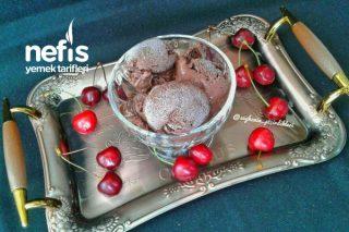 Kakaolu  Dondurma (Ev Yapımı) Tarifi