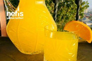 Limonlu Portakallı Serinletici Limonata Tarifi