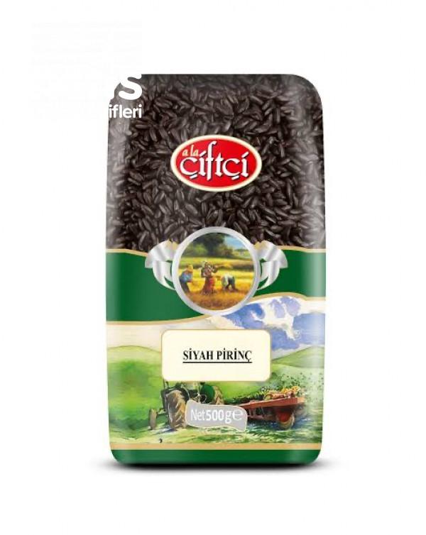 Siyah Pirinçten Pilav