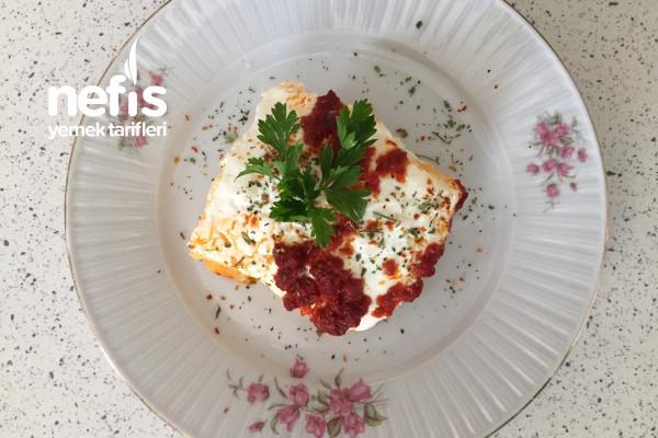 Yoğurtlu Patates Pastası Tarifi