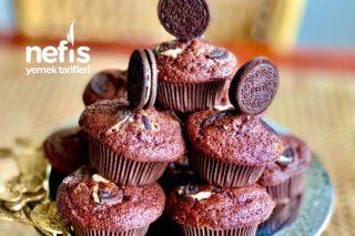 Çikolatalı Oreolu Muffin Tarifi