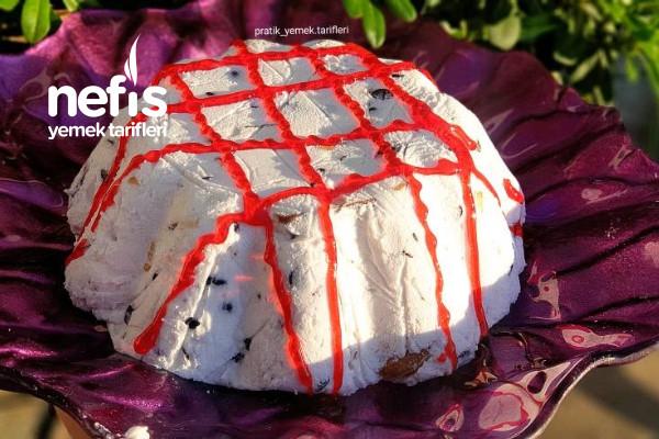 Dondurma Tadında Parfe Tarifi (Videolu)