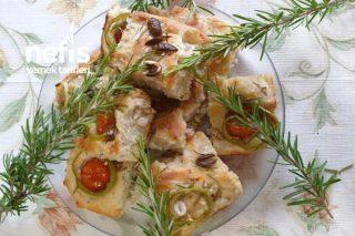 Foccacia İtalyan Ekmeği Tarifi