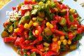 Közbiber Salatası Tarifi