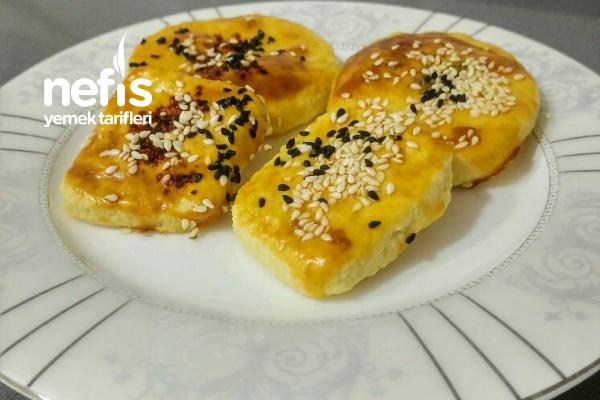 Mahlepli Çörek Tarifi