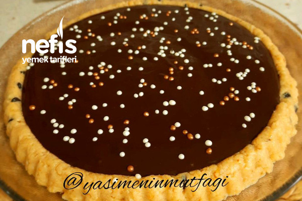 Çikolatalı Dondurma Pasta (Yaza Damgasını Vuracak) Tarifi